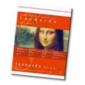 Aquarellblock Leonardo matt 600g/m², 30x40cm, 10Blatt
