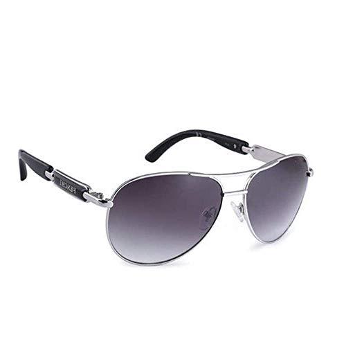 SIZHINIAN Mode Fahren polarisierten Sonnenbrillen-Gray polarisierten Sonnenbrillen Damenmode Wilde ty Unregelmäßige Sonnenbrille