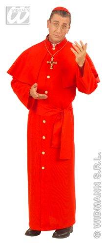 Rotes Kardinal Kostüm Priester Cardinal (Cardinaux En Kostüme)