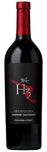Preisvergleich Produktbild Columbia Crest H3 Horse Heaven Hills Cabernet Sauvignon 2015 trocken (0, 75 L Flaschen)