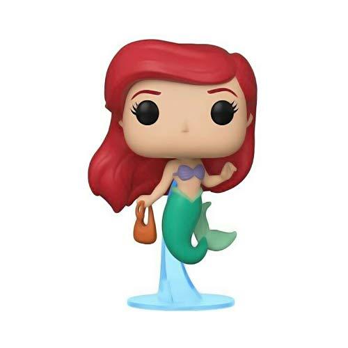 Funko 40102 POP Vinyl: Disney: Little Mermaid-Ariel w/Bag Sammelbares Spielzeug, Mehrfarben