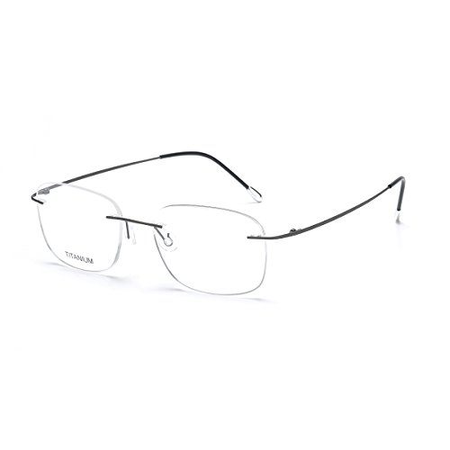 Gafas titanio montura aire DUKEROY 16010; disponibles