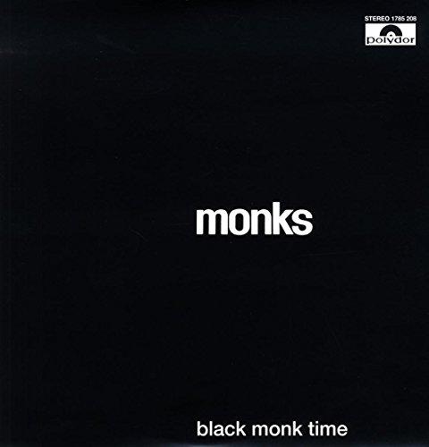 Black Monk Time [Vinyl LP]