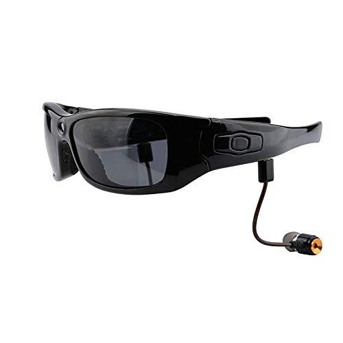 Happy Together Bluetooth Sonnenbrille Abnehmbare Kopfhörer Polarisierte Sportbrille Hände Frei Anrufen für Männer Frauen Laufen Radfahren Fahren Baseball