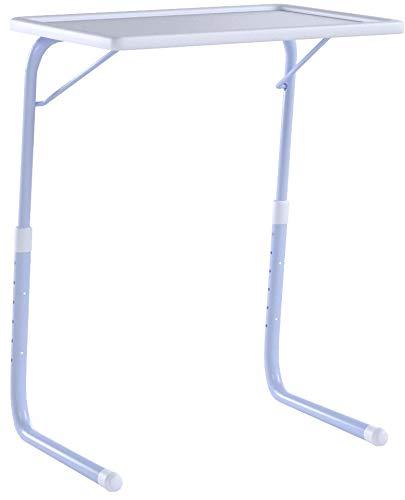 King-top Mesa Auxiliar Plegable Portable Mesas de salón para lámparas