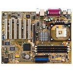Asus P4PE-X/TE - Placa base (socket 478, I845PE, ATX SND LN U2 FSB800, ATA100, 1A/6P)