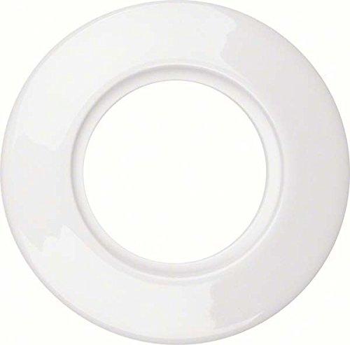 Price comparison product image Hager – Frame 1 Element Rosenthal/1930 polar white