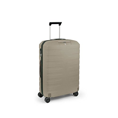 TROLLEY RONCATO BOX 4 RUOTE SPINNER MEDIO 5512 BEIGE