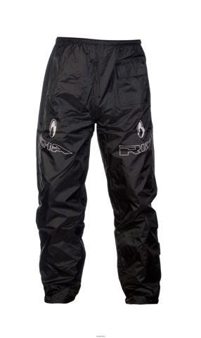 Moto Richa Rain Warrior pantaloni WP, colore: nero