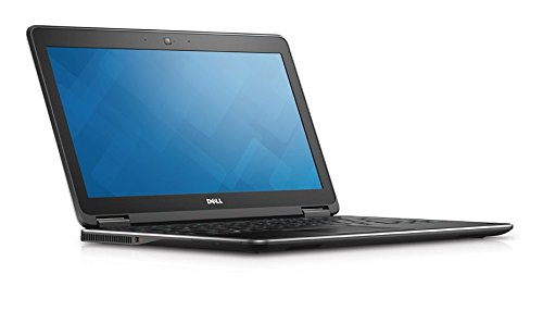 Dell NB Latitude E7240 31,7 cm (12,5 Zoll) Laptop (Intel Core i5 4310U, 2GHz, 8GB RAM, 256GB SSD, Intel HD Graphics 4400, Win 7) schwarz