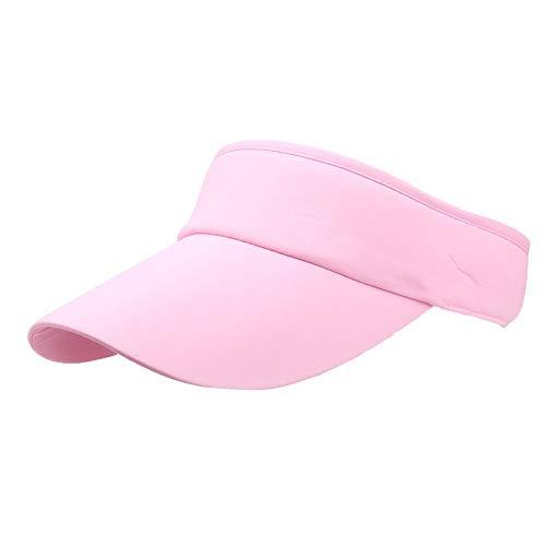 6e5336ea0e9a NPRADLA Tendenza per Il Tempo Libero Uomo Donna Sport Fascia Classic Sun  Sport Visor Cappello cap