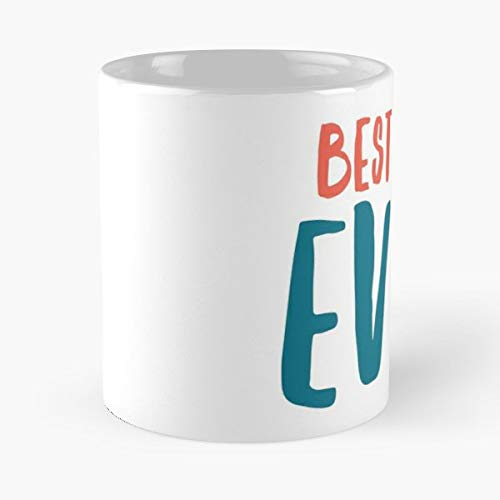 Best Dad Ever Numbe Best Gift Ceramic Coffee Mugs