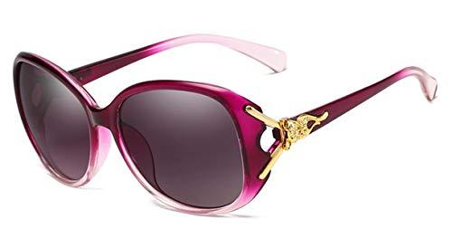 Skudy Sonnenbrille Runde Elegant Sonnenbrillen Schutz Prämie Rahmen Brille Matte Rubber Hippie Brille Anti-Strahlung Unisex