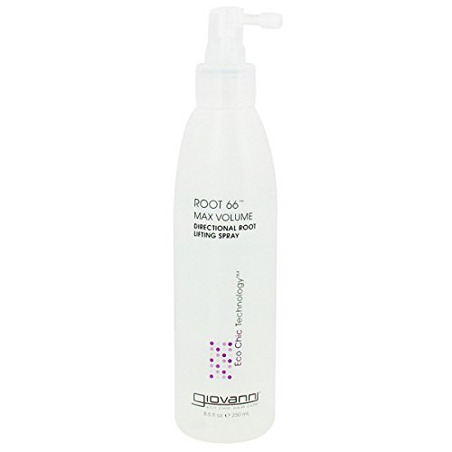 Giovanni Hair Care Products Spray Bio en racine pour le cheveux, texturisant et amplificateur de volume - Root 66 ,235 ml