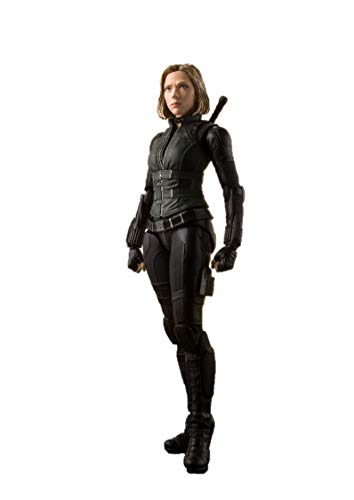 Bluefin Distribuition Avengers: Infinity War Black Widow Bandai S.H. Figurart Standard