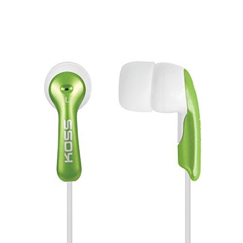 Koss Mirage G in-Ear ISO Kopfhörer-grün Koss Stereo-headset