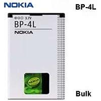 original Nokia batería acumulador BP-4L Li-Po HOLO para Nokia 6650 Fold, 6650 T-Mobile, 6760 Slide, E52, E55, E6-00, E61i, E63, E71, E72, E90, N810, N97