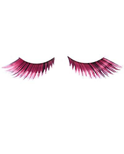 mpern Pink-Schwarz für Cosplay Fans ()
