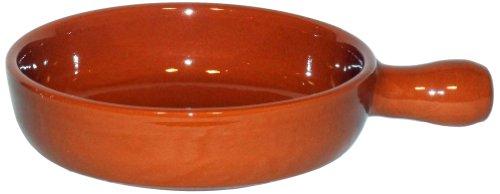Amazing Cookware Plat en Terre Cuite Naturelle 17cm