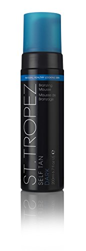 St.Tropez Self Tan Dark Bronzing Mousse, 200ml -