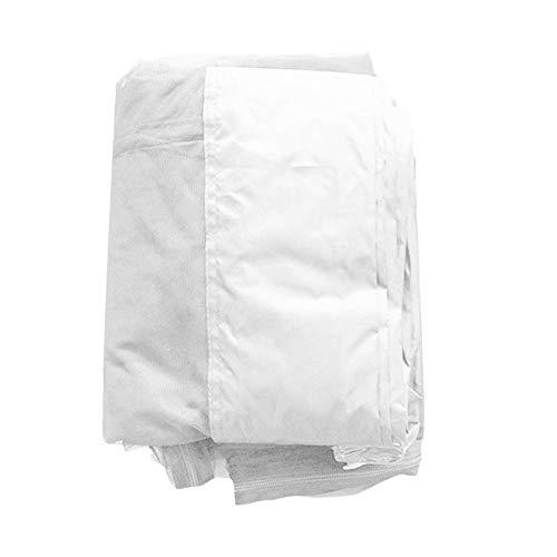 Hook.s Regenschirm-Abdeckungs-Moskito-Filetarbeits-Schirm für Patio-Tabellen-Regenschirm, Garten-Plattform-Möbel-mit Reißverschluss Maschen-Einschließungs-Abdeckung -