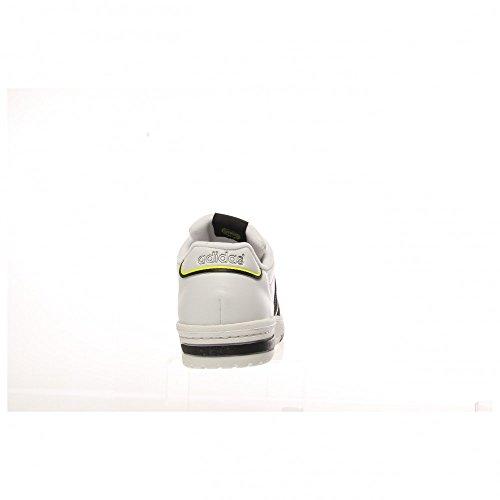 Adidas Herren Stefan Edberg 86 Turnschuhe White/Core Black/Semi Solar Yellow