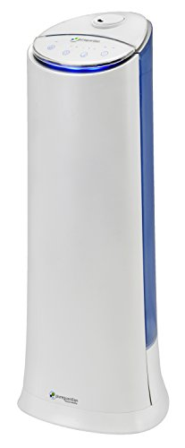 PureGuardian 10.8L Output per Day Ultrasonic Cool Mist Humidifier Tower
