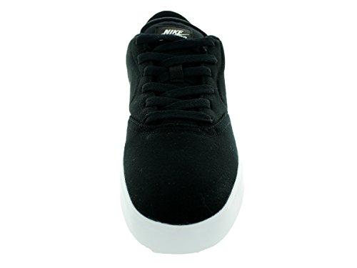 Nike Sb Check Cnvs, Chaussures de Skate Homme Blanco (Black / White)