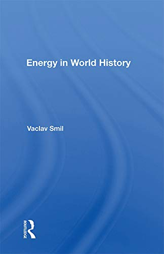 Energy In World History (English Edition)