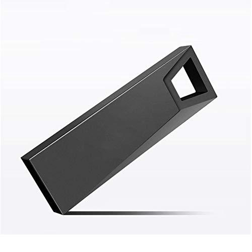 Joe Boxer USB-Flash-Laufwerk, 4G / 8G / 16G / 32G / 64G / 128G High-Speed-USB-3.0-Metall u Scheibe frustfreier Verpackung,Schwarz,32G