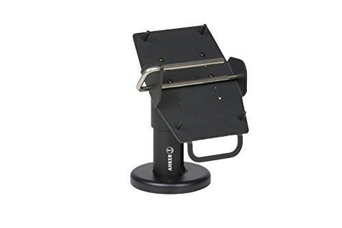 ANKER EFT-Stand für EFT-Terminal Ingenico Lane 5000 | mit Sicherungsbügel | Flexible Halterung für EC-Kartenlesegerät: ideale POS-Lösung für Kassenarbeitsplätze | schwenkbar | stabil | hochwertig