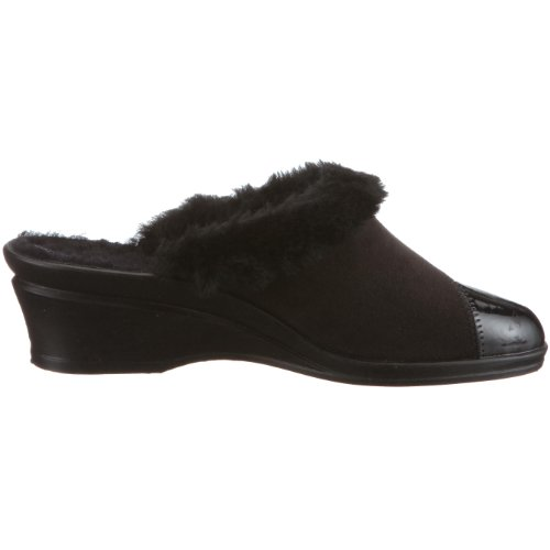 Rohde Dolly 2380, Pantofole donna Nero