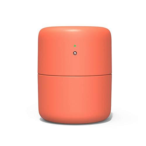 Luftbefeuchter 420ml Usb Desktop Luftbefeuchter Silent Air Purifier große Volumen Sprayer Touch-Schalter Smart Anti-Trocken-Design Haushalt -