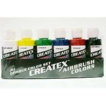 Createx Opaque Starter Set