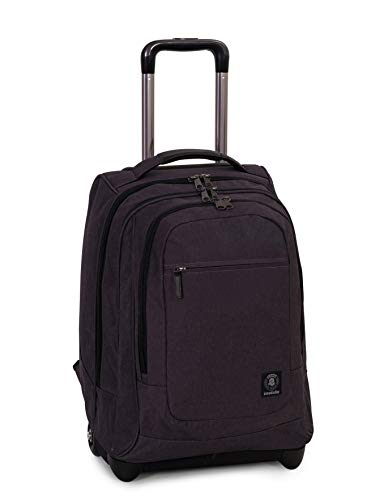 Invicta Trolley Business Bump Rucksack, 53 cm, Schwarz (839)