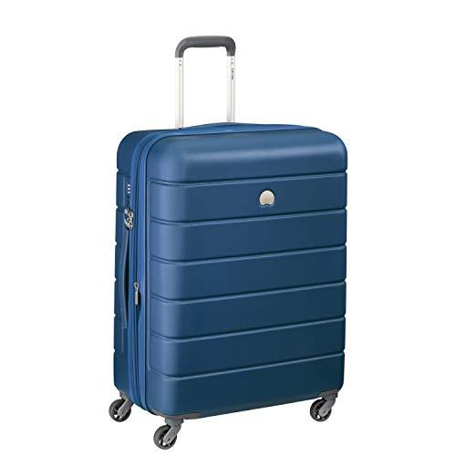 Delsey Paris LAGOS Bagage cabine, 66 cm, 81 liters, Bleu (Blau)