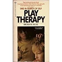 Play Therapy by Virginia M. Axline (1980-12-12)