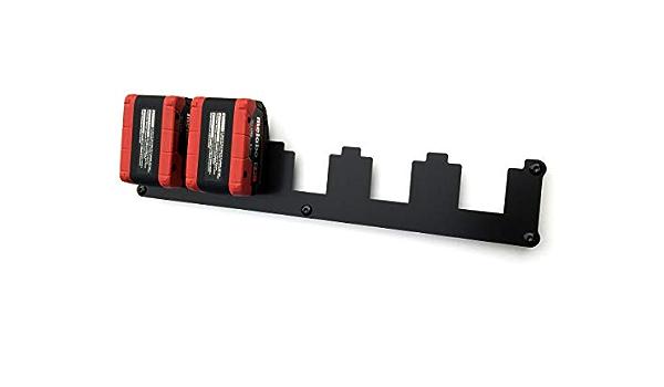 18V Akkuhalter 3-Fach … Wandhalterung für CAS Akku Cordless Alliance System