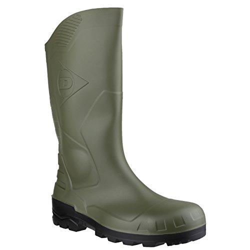 Dunlop Devon - Stivali Unisex Verde/Nero