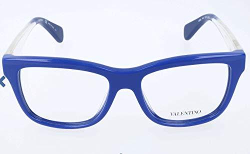 Valentino Damen V2692 Brillengestelle, Blau, 52