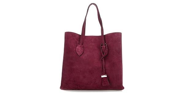 E1 Scarpe Borse B borse cm H Donna spalla 01 01 Ch6 11 Suede Viola Coccinelle 12x33x35 a it T e Amazon x Celene Grape 14wW0ZqnE