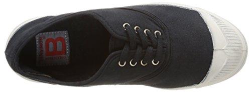Bensimon - Tennis, Sneakers Pour Femme Noir (charbon 835)