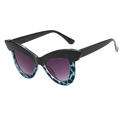☀ URIBAKY Polarizadas Gafas de Gol Irregulares Hombre Mujer, Unisexo, Retro Lente Protección UV para Viaje, Conducción, Golf, y Actividades Exteriores