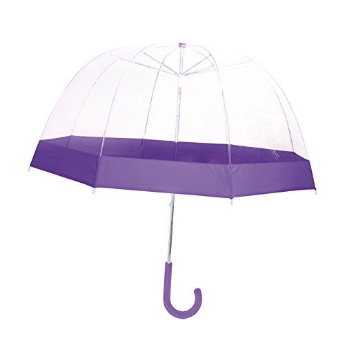 Entre Temps Regenschirm, Rouge/Turquoise/Rose/Violet (Mehrfarbig) - PL306