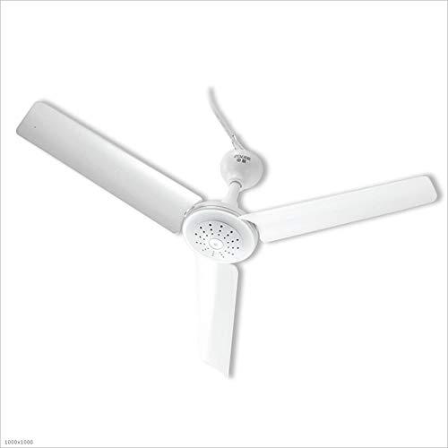 ZXZJ Ventilador de techo, mini ventilador para restaurante familiar, mosquitera...