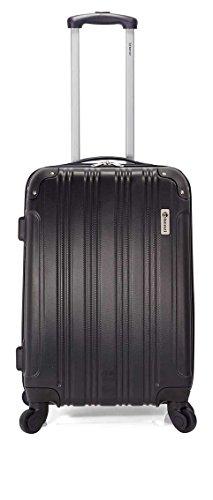 Benzi - Juego de maletas BZ5179 (Negro)