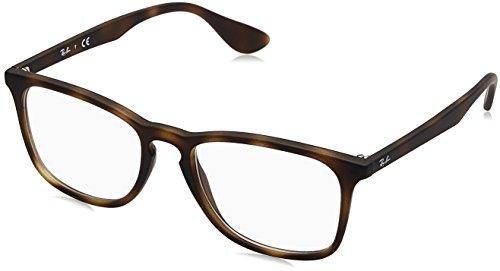 Ray-Ban Unisex-Erwachsene Brillengestell 0rx 7074 5365 50, Braun (Rubber  Havana 7e450709c6