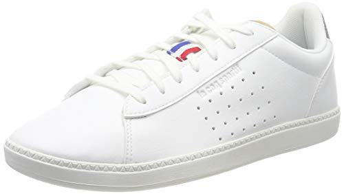 Le Coq Sportif COURTSTAR, Zapatillas para Hombre, Blanco (Optical White/Grey Denim Optical...