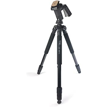 Hahnel Triad 90 PG Professional Aluminum Alloy Tripod with 360° Pistol Head and Free Carrying Case