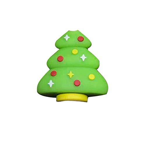TAOtTAO Weihnachten Kabel Biss alle Kabel Schnur Tier Telefon Zubehör schützt niedlich (G)